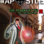 Apostle - Issue#23 cover