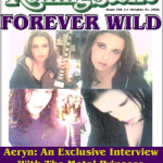 Rollingstone Mock Up Cover - Featuring Aeryn Heather