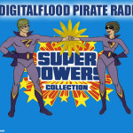 digitalflood Pirate Radio Wonder Twins Ad