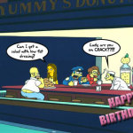 Meghan's Birthday Card (Simpson's parody)