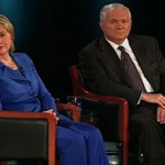 Gates and Clinton on CNN