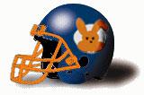 Rhode Island Rabbits (Away Helmet)