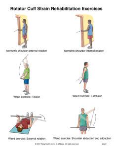 Isometric Strength Training