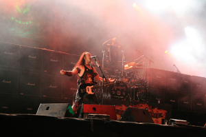 Venom Live at Hellfest - Does it all start here? Yeah. Don't argue.