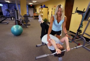 Upward Strength Training - Courtesy CommercialAppeal.com