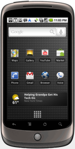 Google Nexus One - Yeah it looks cool but can it brew me fresh beer?