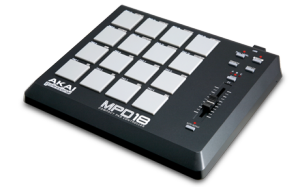 Akai MPD18 Pad Controller