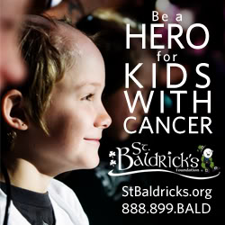 Donate to St. Baldwicks and help kids with cancer!