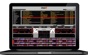 Serato ITCH controlled by the NS6