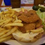 Monroe Diner - The Chickenette