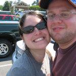 DJ digitalflood & Chrissy - On Honeymoon in Lake George NY (2007)