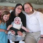 Chris, Chrissy, Emma, & Gette (Easter 2008)