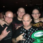 DJ digitalflood, Piercing Metal Ken, Skow From The East, & DJ SlipK