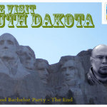 Visit South Dakota - DF Bachelor Party Invite