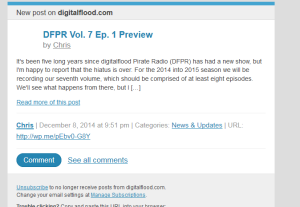 Sign Up for DF.com Updates