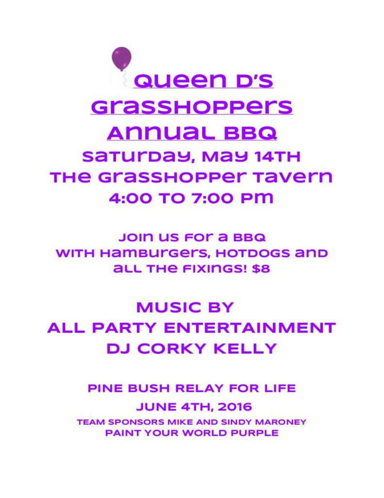 DJ Corky live at the Grasshopper in Pine Bush NY on May 14, 2016!